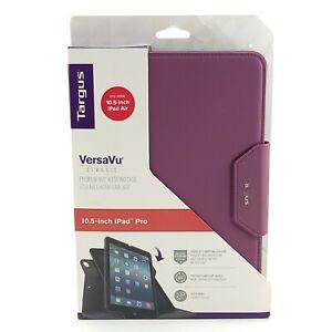 Targus VersaVu Classic Case for 10.5-inch iPad Pro (Purple) - THZ67107GL