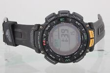 CASIO WR10BAR PATHFINDER SOLAR PAG-240 MULTIFUNCTION SPORTS WATCH 8222