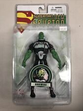 DC Direct Superman New Krypton Brainiac Figure