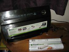 Food Saver vacuum sealer machine V3840 With Extra Rolls