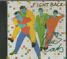 BLUE CATS FIGHT BACK CD   Brand New 16 Neo-Rockabilly Tracks on Rockhouse RARE!