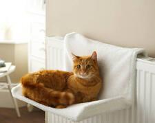 Cat Radiator Bed Shelf Hammock Mat Pet Feline Machine Washable Polyester