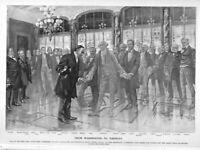 PRESIDENTS GEORGE WASHINGTON ABRAHAM LINCOLN THOMAS JEFFERSON JOHN ADAMS GRANT