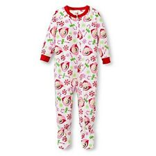 c4a8f7585e Elf on the Shelf Toddler Pajamas Target 3T White Red Pink Holiday Xmas