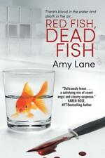 RED FISH, DEAD FISH by Amy Lane EROTIC GAY CONTEMPORARY MYSTERY 8/17   *NEW*