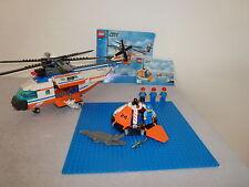 Lego City 7738 Blatt 1+2 +  OBA  +1 Platten*Rarität*