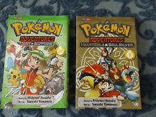 Pokemon Adventures Heartgold and Soulsilver & Ruby and Sapphire Volumes 1, 21