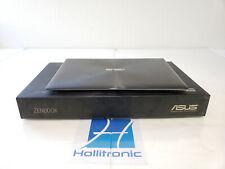 "Asus Zenbook UX31E 13.3"" i7-2677M 4GB RAM 256gb SSD WIN 10"