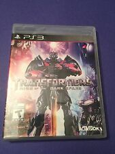 Transformers *Rise of the Dark Spark* (PS3) NEW