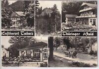 Ansichtskarte Tabarz - Massemühle/Schweizerhaus/Konzertplatz/Lauchagrund - s/w