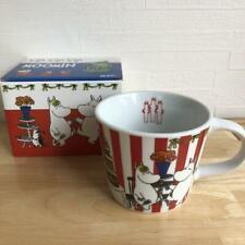Moomin Mug Tea Cup Red KFC Limited Edition Moomin Family Japan Only Rare New