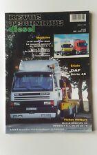 revue technique diesel Daf serie 45