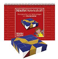 Nikitin OFFICINA-Carte di esercitazione per campioni cubo n1