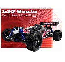 BUGGY MEGAE XB10 1/10 OFF ROAD BRUSHLESS LIPO RADIO 2.4GHZ 4WD RC RTR  HIMOTO