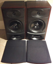 2 WHARFEDALE VALDUS 200 Speakers 100W 4-8 Ohm