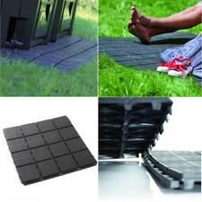 Gartenplatten Beetplatten Bodenplatten Gehweg 1,5 qm² 9 Stück Balkon Fliese