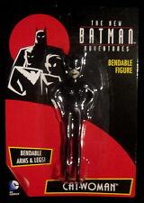 """THE NEW BATMAN ADVENTURES Catwoman - Bendable Figure - 12,5 cm / 5"""" - DC Comics"""