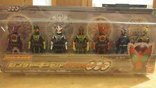 Kamen Rider OOO Ranger Key Set NRFP Super Sentai Gokaiger Masked Rider