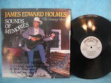 James Edward Holmes, Sounds of Memories, Comstock Records, COM-988, AUTOGRAPHED