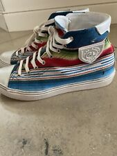 Saint Laurent Bedford Mexican Sneakers Trainers Sz 39.5 Immaculate SOLD OUT