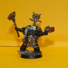 Warhammer 40k Space Wolves Wolf Priest Painted