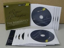 Roger Norrington: The Romantics 10-CD Boxset (Radio-Sinfonieorchester Stuggart)