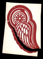 DETROIT RED WINGS 72-73 O-PEE-CHEE TEAM LOGOS 1972-73 FAIR  18692
