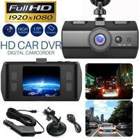 HD 1080P Car DVR Vehicle Camera Video Recorder Dash Cam Night Vision 1.7 inch