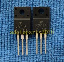 5pair or 10pcs 2SJ313Y/2SK2013Y 2SJ313/2SK2013 J313Y/K2013Y J313/K2013 TO-220F