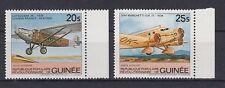 Flugzeuge  Guinea  985/86  ** (mnh)