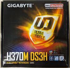 New listing Gigabyte H370M Ds3H Lga1151 Intel H270 Usb 3.1 Gen 1 Usb3.0 #Eb12142