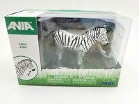 Tomy Ania Zebra Animal Pack PVC Collectible Japan Figure New in Box Ships FREE