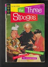 The Three Stooges 52 1971 good  Gold Key