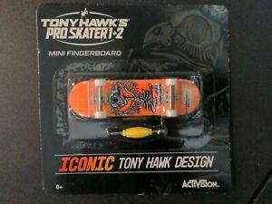 Tony Hawk's Pro Skater 1+2 Mini Fingerboard