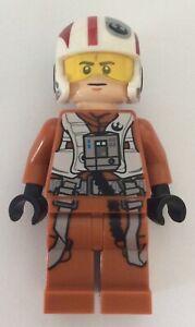 Lego Star Wars Minifigures - Resistance X-Wing Pilot