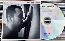 48h Offer: French Promo SAM SMITH Rare CDS PRAY NEW VERSION Cardsleeve