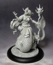 ShadowSea (Stygian Cabal) - Thaleia Malfictius - Nereid Witch - Resin mini New
