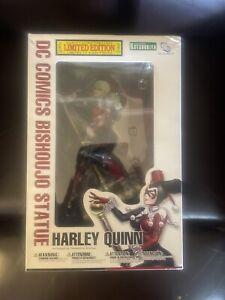 Kotobukiya Bishoujo DC Harley Quinn 1:7 PVC Statue NISB limited edition SDCC NEW