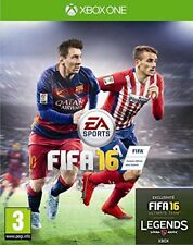 FIFA 16 XBOX ONE FR PG FRONTLINE