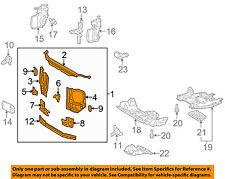 TOYOTA OEM 10-16 4Runner-Radiator Core Support Bracket Panel 5320160171