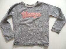 Sweat  MANGO 9 - 10 ans Manches longues 140 cm Fille