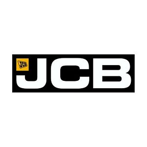 JCB Digger logo decal BUY 2 GET 1 FREE 8008 8014 8025 3CX Excavator sticker