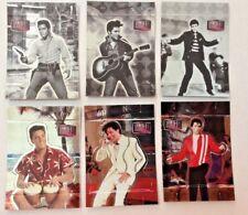 Elvis Presley 75 MILESTONES POP UP Foil 6 CHASE Card Set PU1 - PU6
