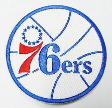 LOT 0F (1) NBA PHILADELPHIA 76ers BASKETBALL PATCH PATCHES ITEM # 124