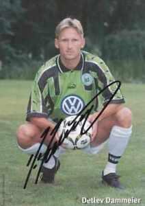 AK 971 Detlef Dammeier VfL Wolfsburg