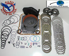 4L60E Rebuild Kit Heavy Duty HEG Master Kit Stage 3 1997-2000 With Turbulators