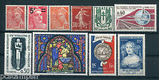 FRANCE - LOT G timbres années '30/'60, neufs LUXE