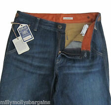New Womens Blue Replay Dianah Jeans Waist 29 Leg 33 LABEL FAULT
