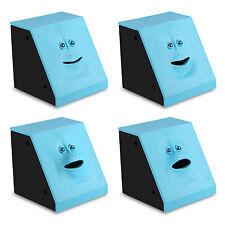 Hot Sale Facebank Face Bank Sensor Coin Eating Saving Money Box Child Kids Gift