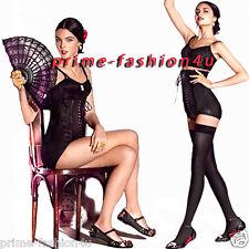 Dolce & Gabbana  High Waisted Lace Up Black Dress Shorts sz 40